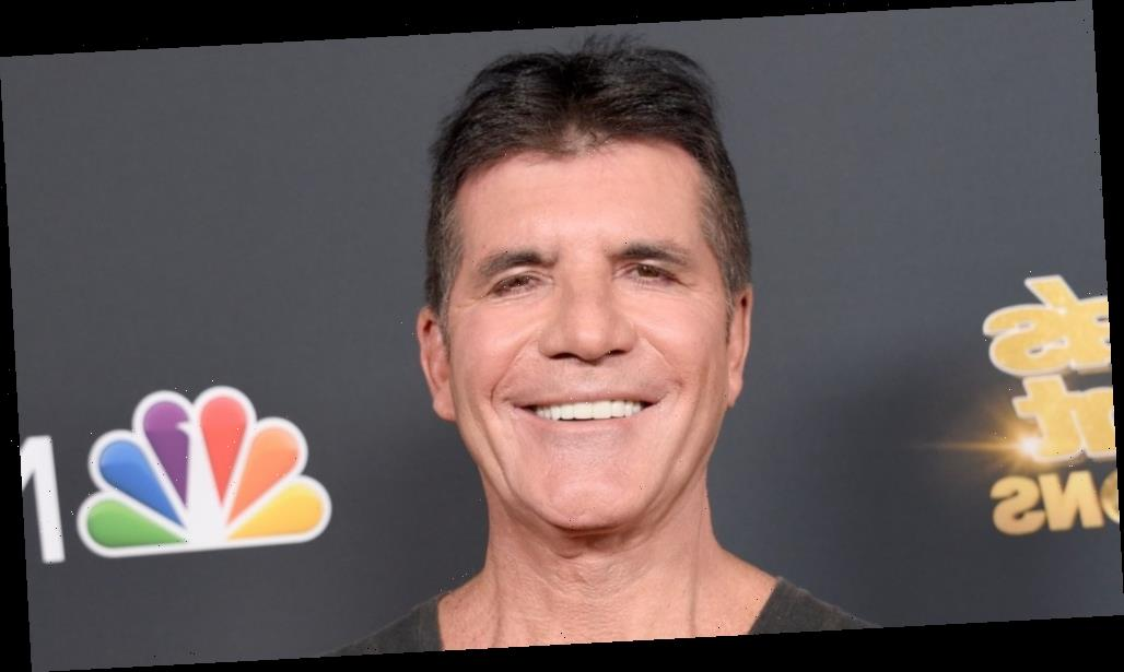 How did Simon Cowell get his start in the music industry?