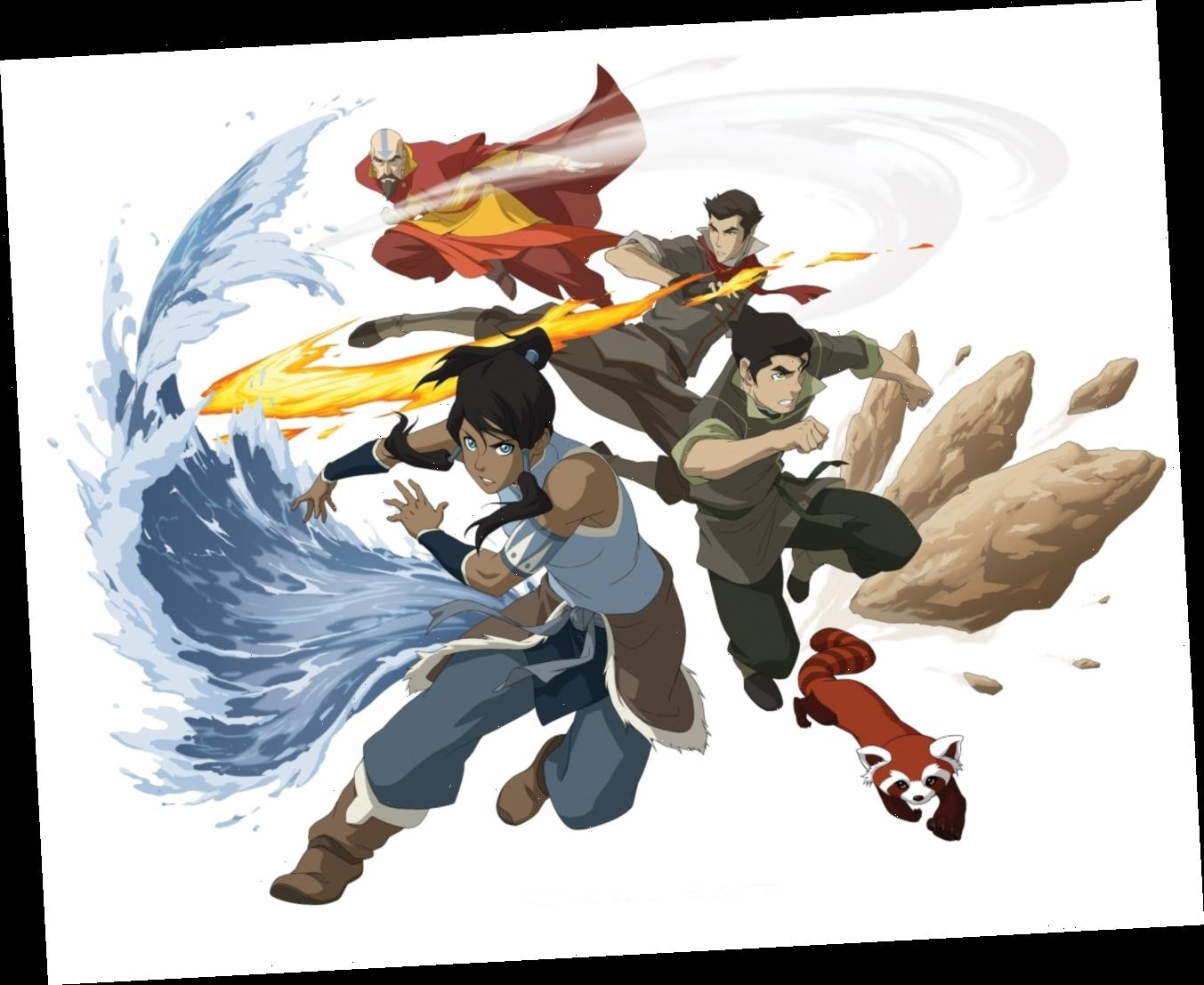 Netflix Calls Out 'The Legend of Korra' Haters On Twitter