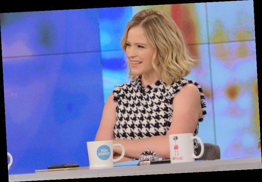 Sara Haines returning to 'The View' as co-host