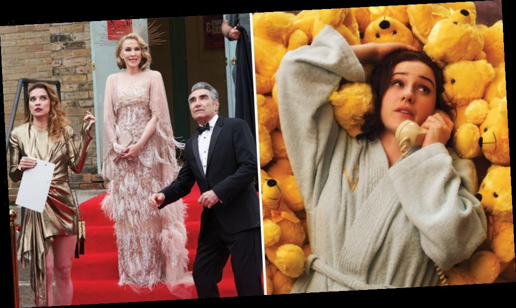 Emmys 2020: Making the Case for 'The Marvelous Mrs. Maisel' and 'Schitt's Creek' for Comedy Series
