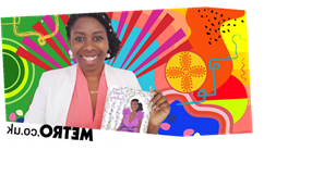 Black woman sets up her own representative greeting card