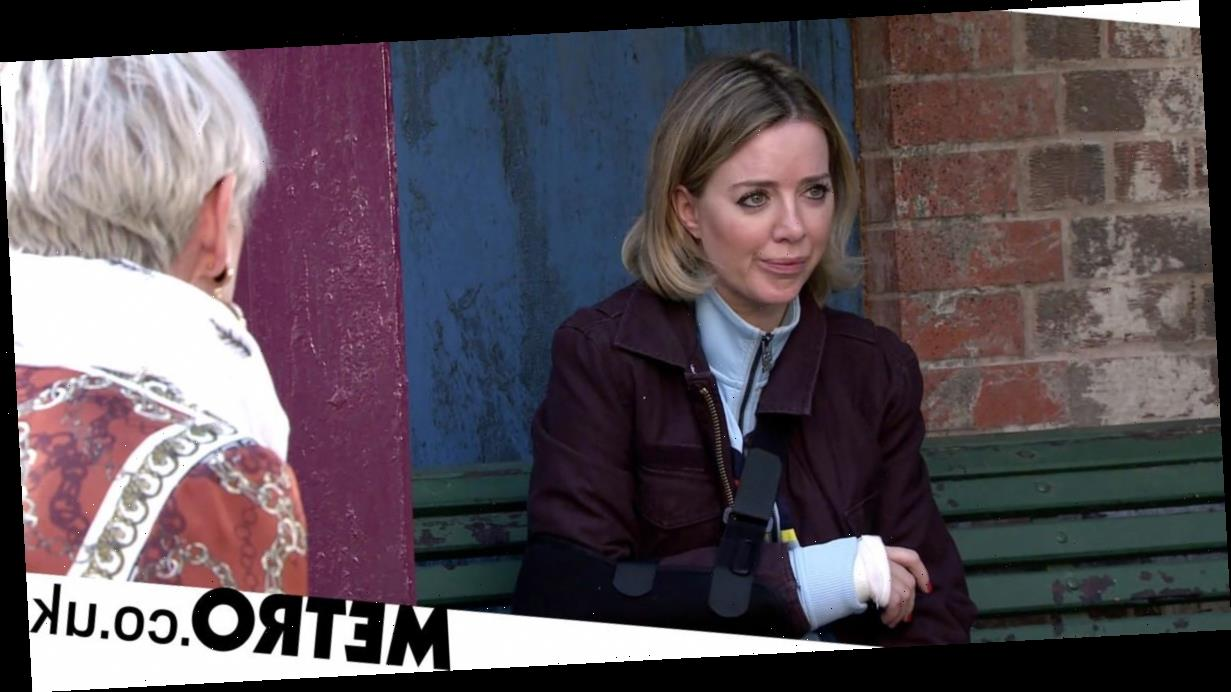 Spoilers: Abi in Corrie makes a staggering confession to a furious Debbie