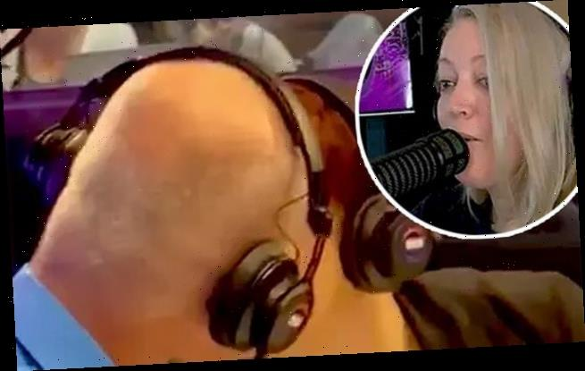 Young woman makes out with her own FATHER for $1,000 on live radio