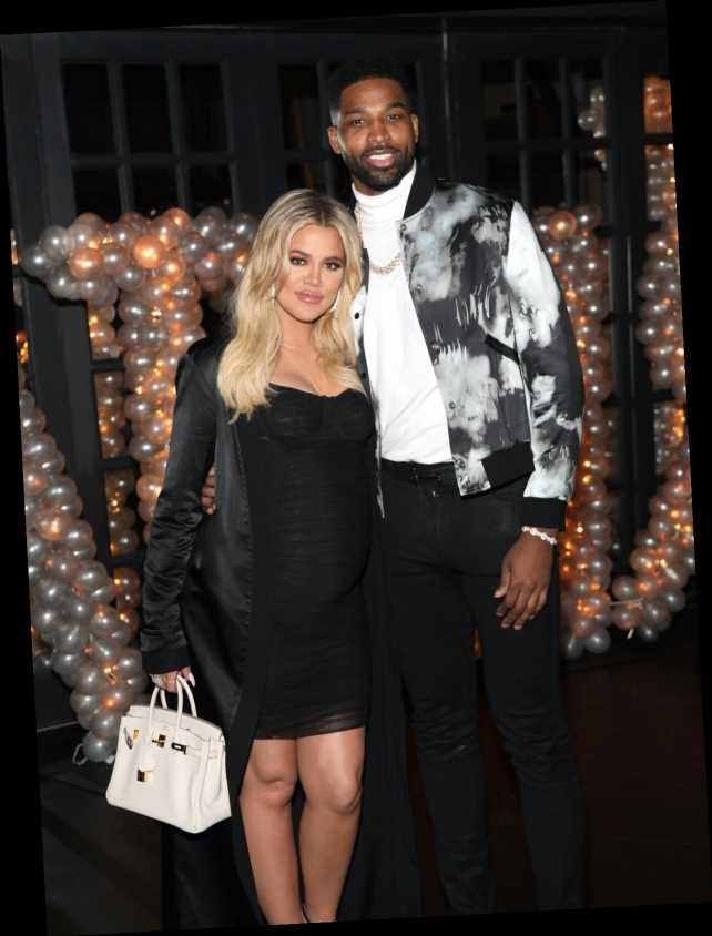 Khloé Kardashian & Tristan Thompson Are Reportedly Giving Their Relationship Another Try
