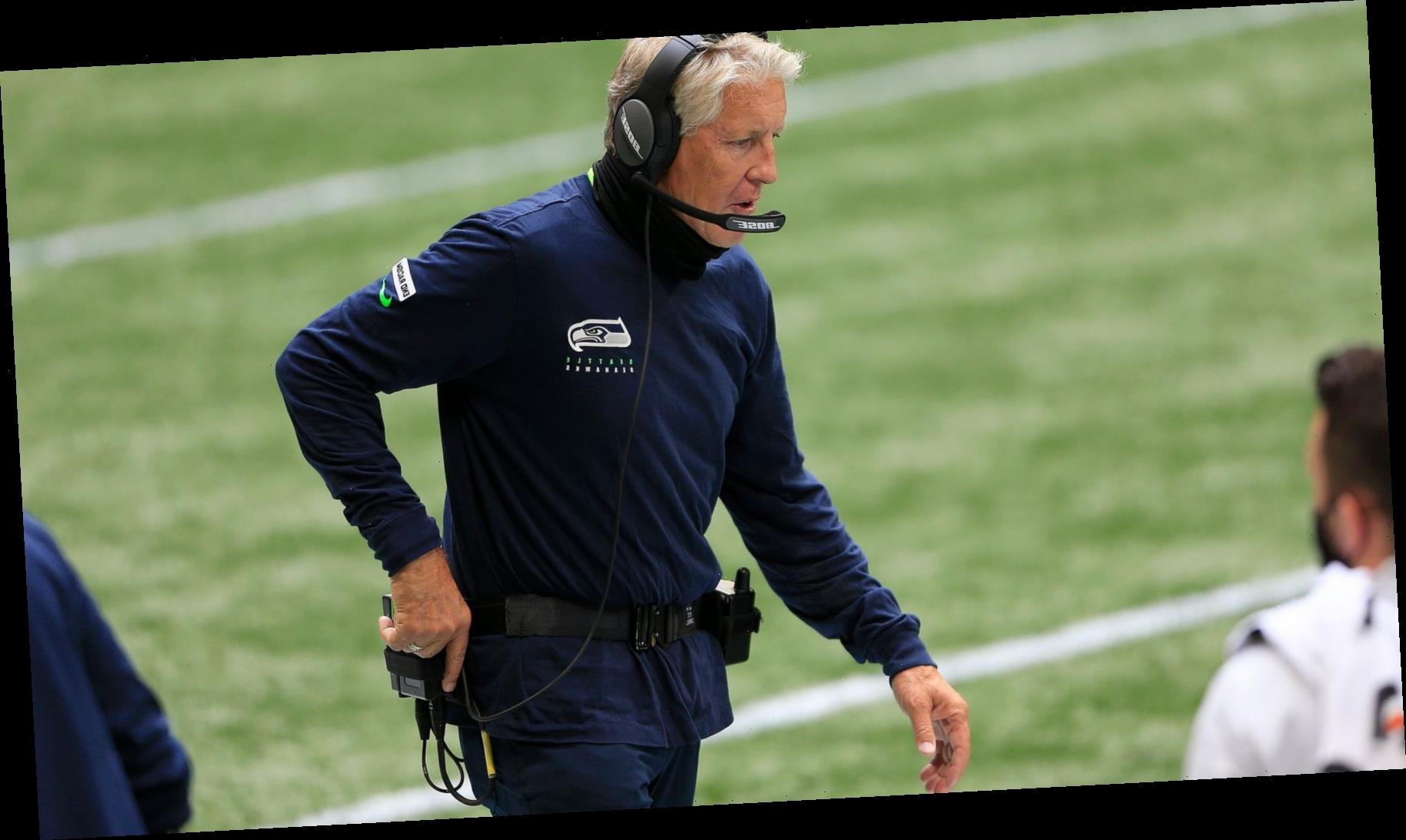 Pete Carroll Among NFL Coaches Fined $100,000 For Mask Violations