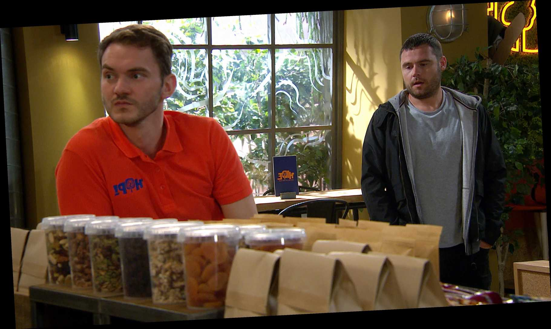 Emmerdale spoilers: Aaron Dingle goes on a date with Ben despite bullying him for being gay at school