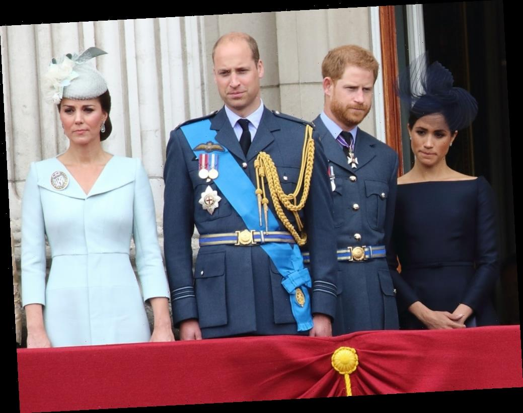The Windsors are 'pissed off' at the Sussexes' 'hypocrisy & double standards'