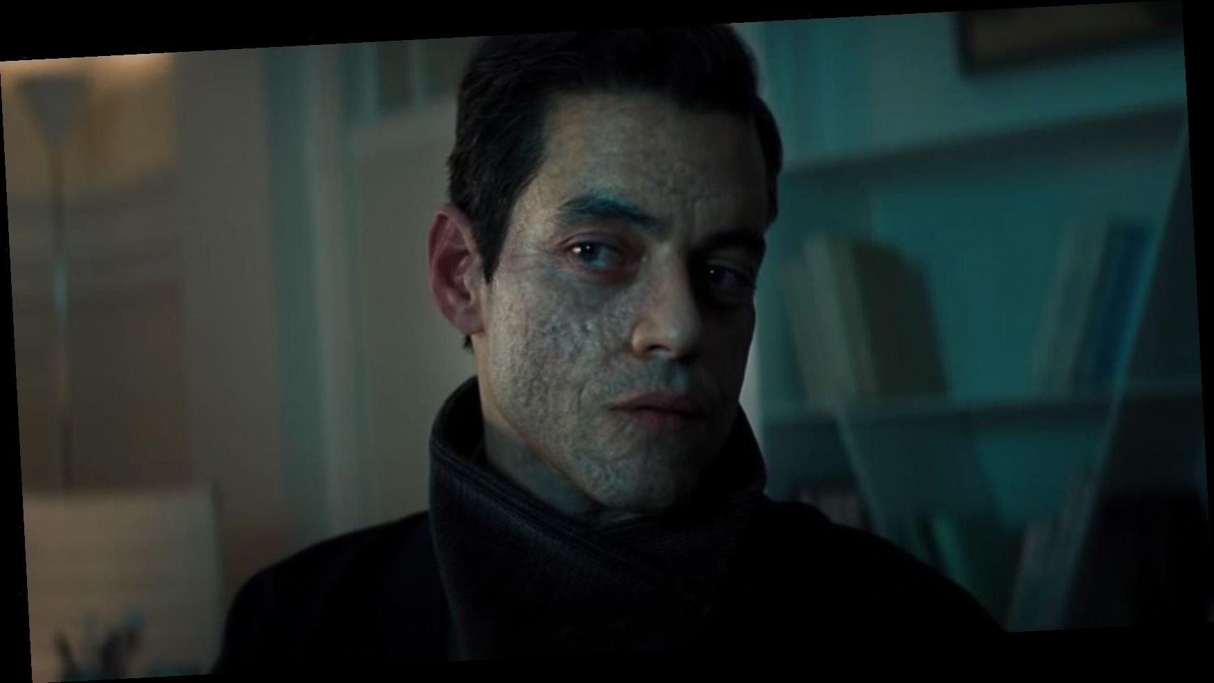 """Rami Malek Says His """"No Time To Die"""" Safin Character """"Is A Formidable Adversary"""""""