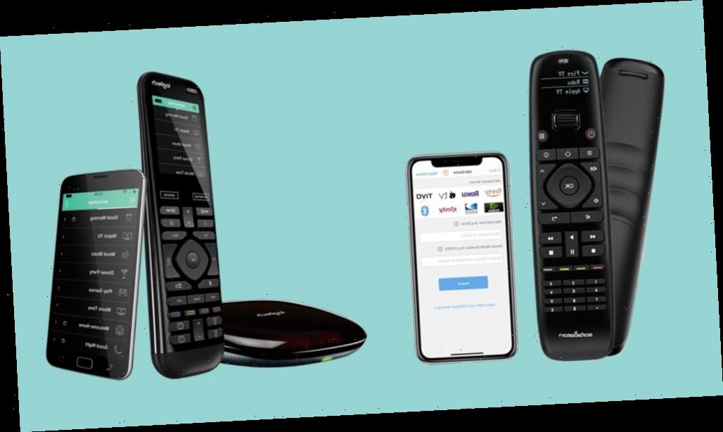 Make Your Life Easier with the Best Universal TV Remotes