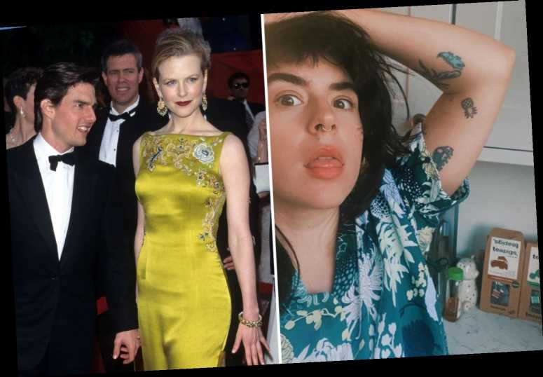 Tom Cruise and Nicole Kidman's estranged daughter Bella hints at reconciliation with famous mum on Instagram