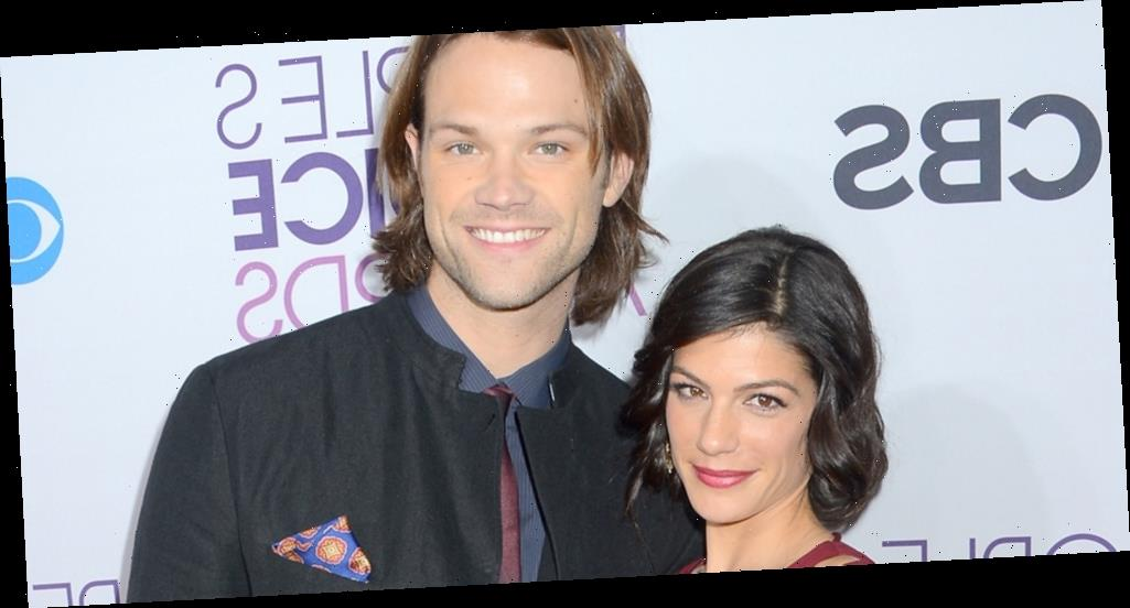 Jared Padalecki's Real Life Wife Genevieve Will Play His On-Screen Wife in CW's 'Walker'