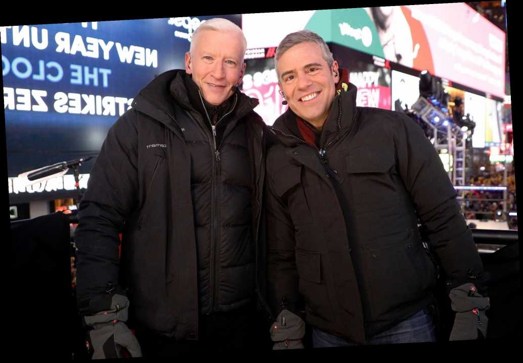 Anderson Cooper Vows to Exact Revenge on Andy Cohen for Shirtless Photos: 'I Don't Know How'