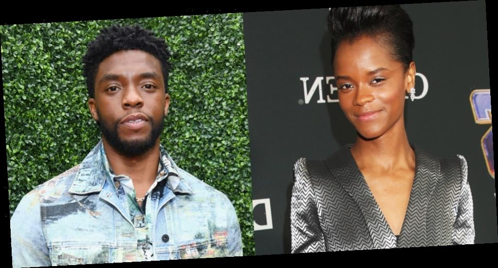 Chadwick Boseman's 'Black Panther' Sister Letitia Wright Pens Moving Poem in Remembrance