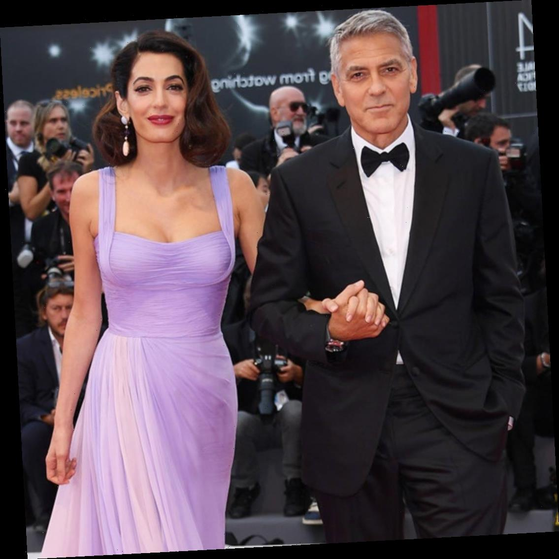 How Fatherhood Changed Everything for George Clooney