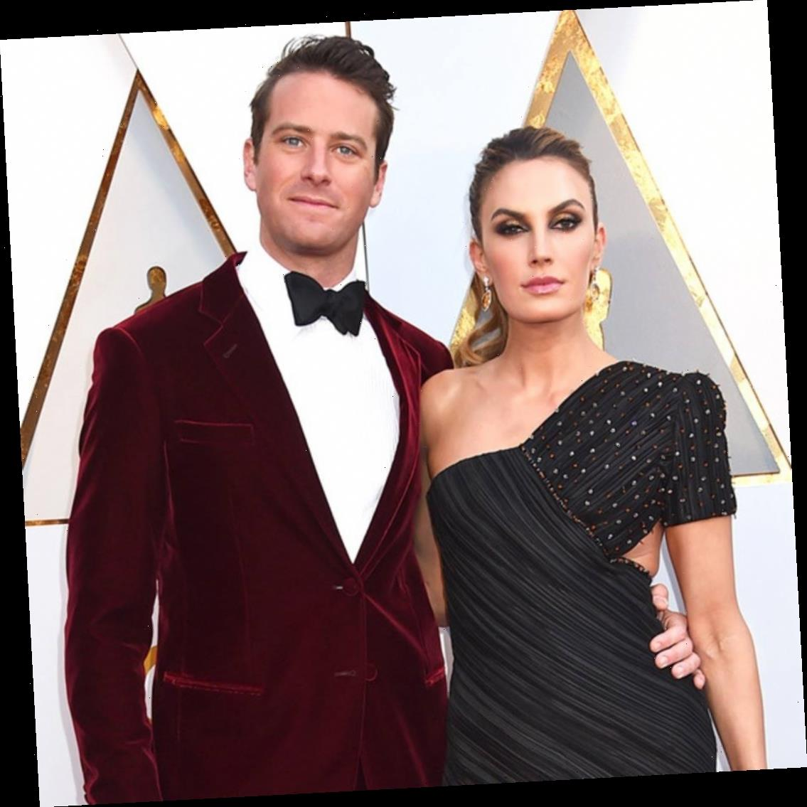 """Armie Hammer Speaks Out About """"Growing Pains"""" Amid Elizabeth Chambers Divorce"""