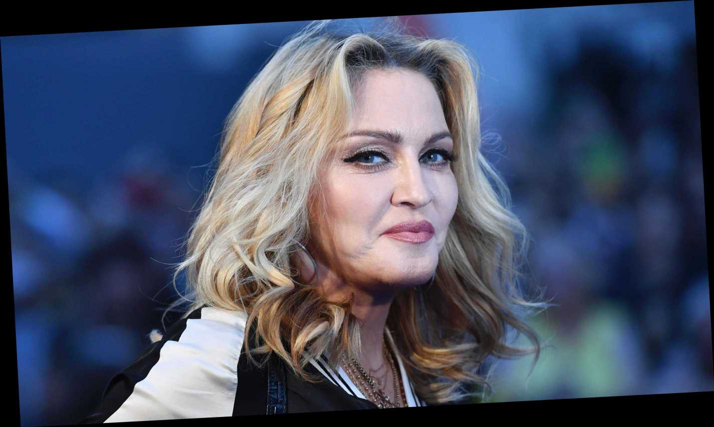 Madonna to direct, co-write biopic about her life