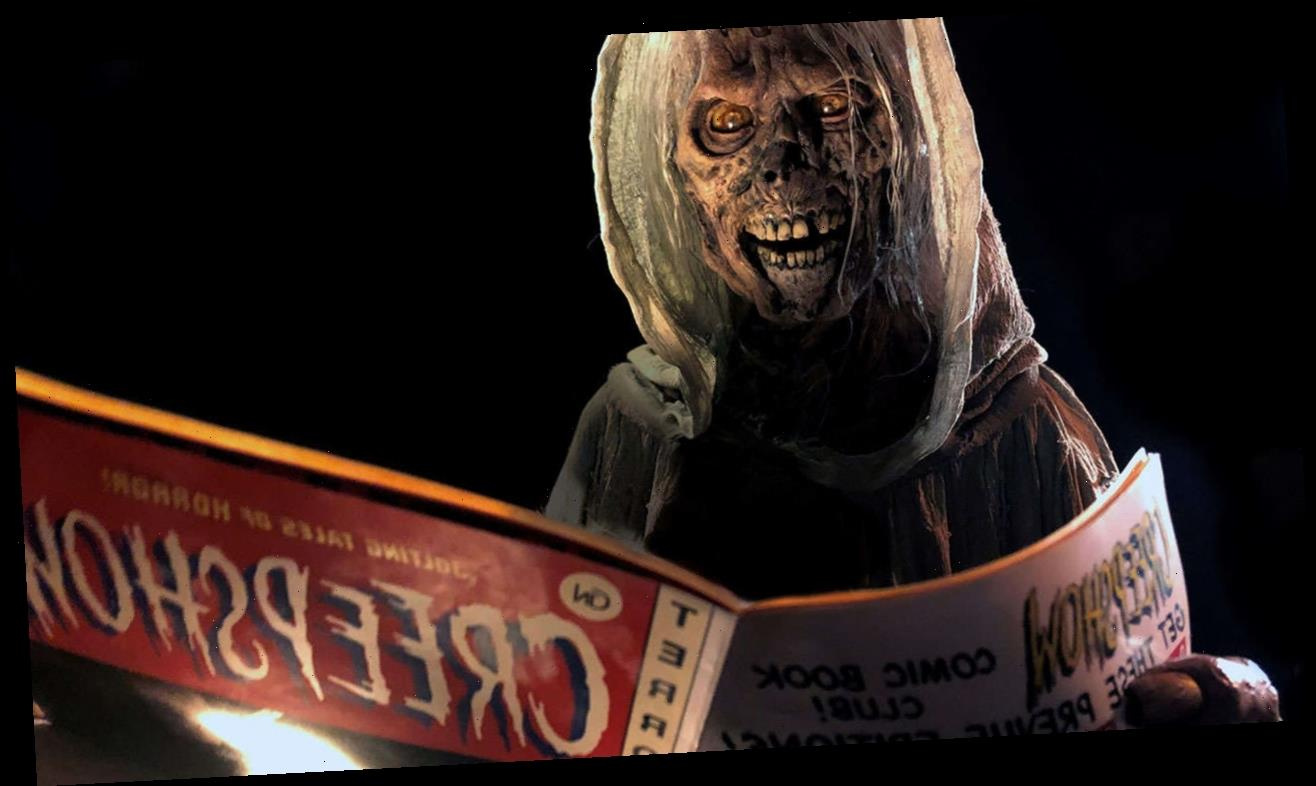 Shudder's Creepshow Gets Surprise Halloween Special From Stephen King And Joe Hill
