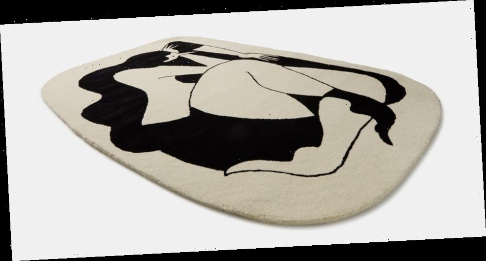 Parra Invites You to Take a Rest Beside His 'IRONICA' Rug