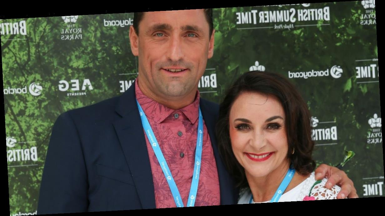 Inside Strictly's Shirley Ballas' 12 year age-gap romance with Danny Taylor