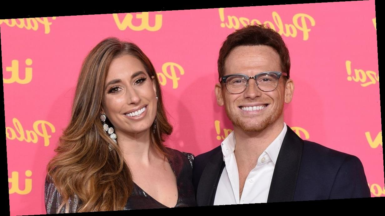Stacey Solomon didn't let Joe Swash look after her sons for years because she 'had something to prove'