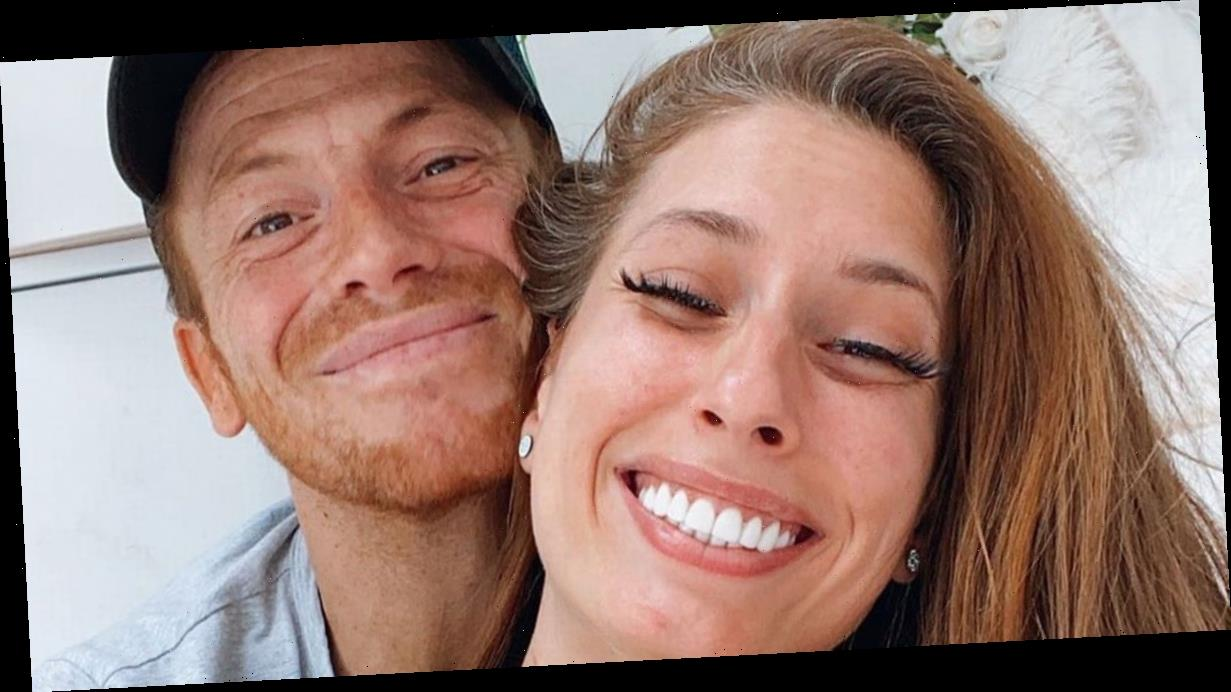 Joe Swash drops Stacey Solomon marriage hint as he talks picking engagement ring