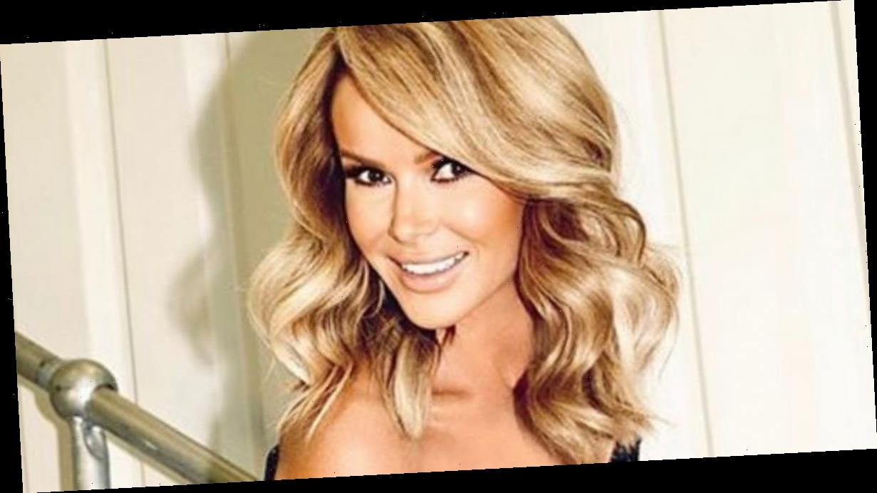 BGT Amanda Holden wows in slinky cocktail dress after Ofcom complaints over gown