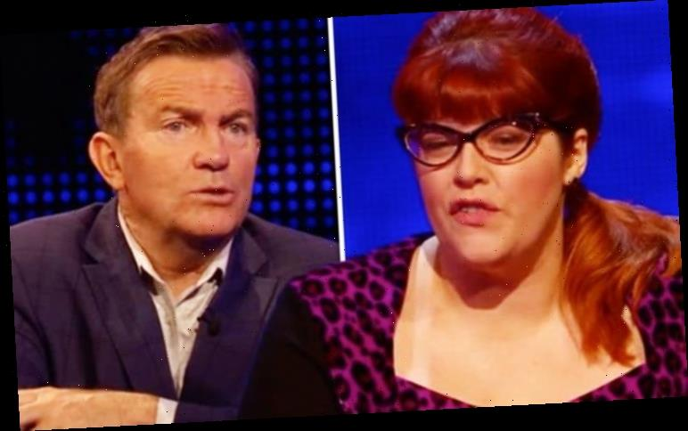 The Chase: Jenny Ryan 'takes over' co-star's role on ITV quiz show 'That was his!'