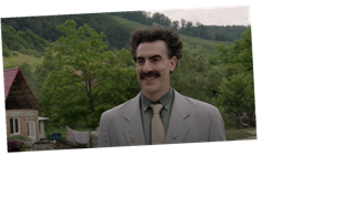 Yes, That Is Vice President Mike Pence In The 'Borat 2' Trailer
