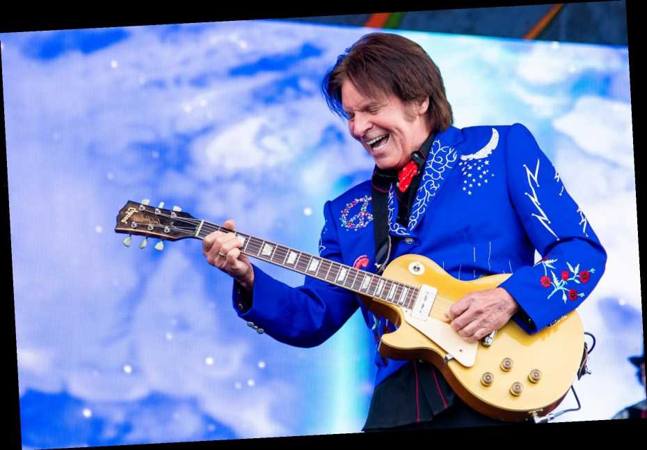 Watch John Fogerty Help His Granddaughter With School History Project