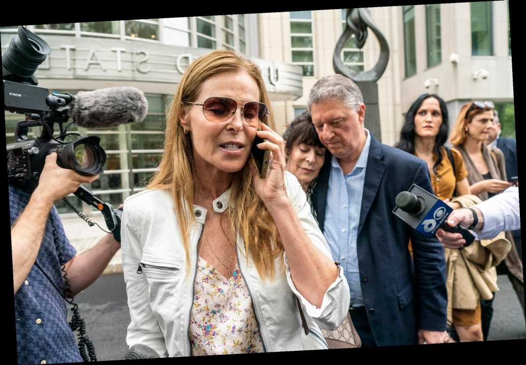 Catherine Oxenberg calls Nxivm leader Keith Raniere a 'sociopath' after sentencing