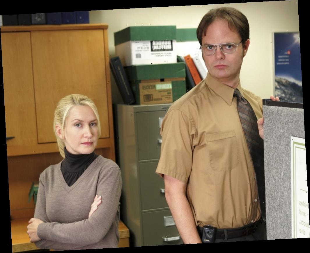 'The Office': An Unaired Take of Jim Seeing Dwight and Angela Kissing Was 'Too Much'