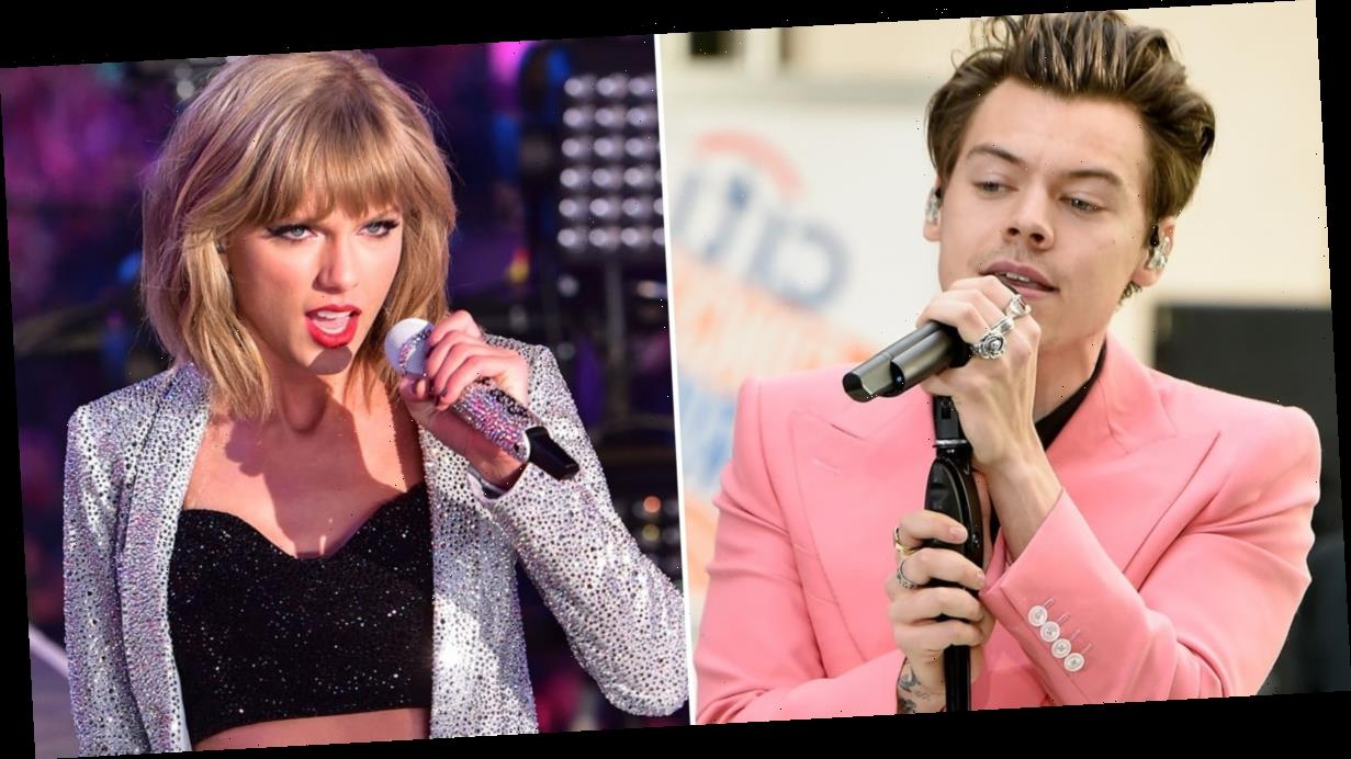 This Gorgeous Harry Styles and Taylor Swift Mashup Makes Me Want to Drive Into the Sunset