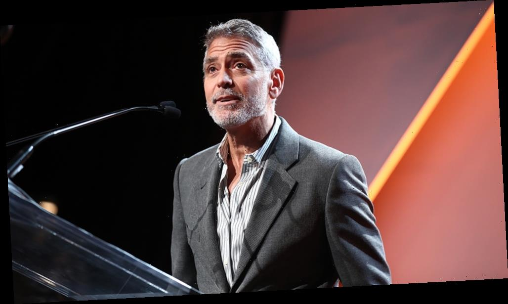 George Clooney to Deliver Virtual Screen Talk at BFI London Film Festival