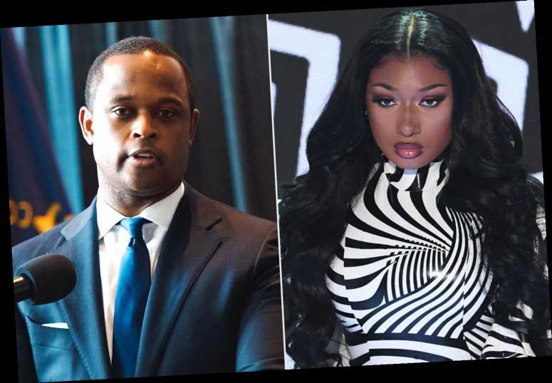 Ky. Attorney General Daniel Cameron Reacts to Megan Thee Stallion Calling Him Out on SNL