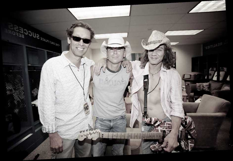 Kenny Chesney Remembers Eddie Van Halen: 'The Best Guitar Player That Ever Lived'