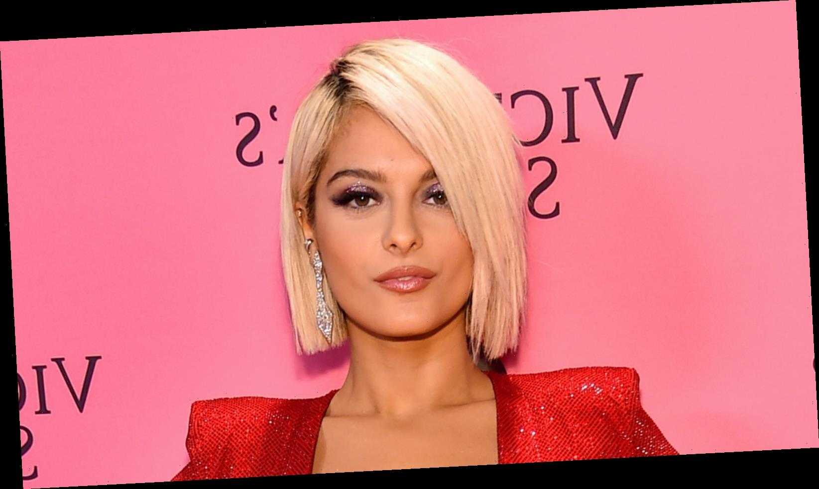 Where does Bebe Rexha live and how big is her house?