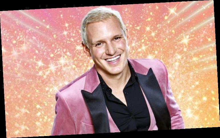 Strictly's Jamie Laing denies he is bankrolled by parents and is heir to McVitie's fortune