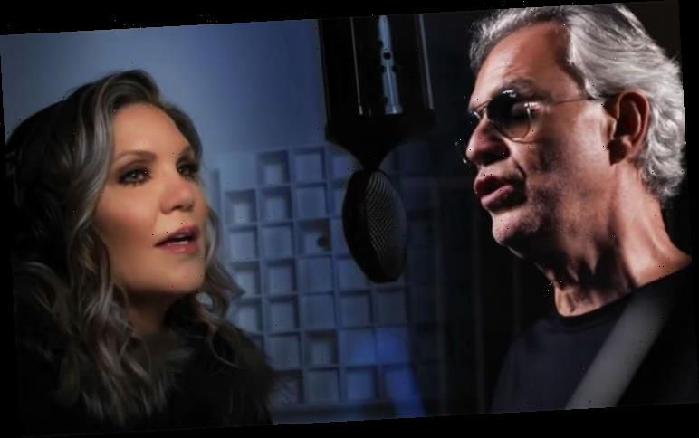 Andrea Bocelli releases UPLIFTING Amazing Grace duet with Alison Krauss – WATCH