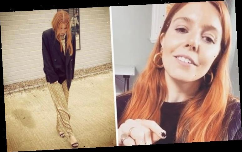 Stacey Dooley: Former Strictly winner suffers badly-timed wardrobe malfunction