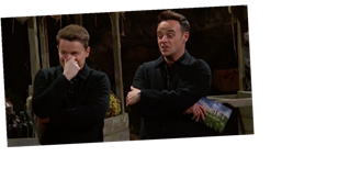 I'm a Celeb's Ant and Dec baffled as Shane and Hollie make 'hard work' of trial