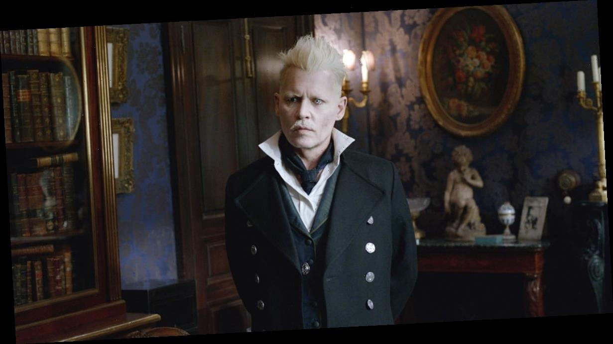 Goodbye, Grindelwald: Johnny Depp Forced to Exit Fantastic Beasts With Role to Be Recast