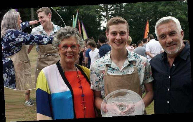 Great British Bake Off finale draws the largest EVER audience