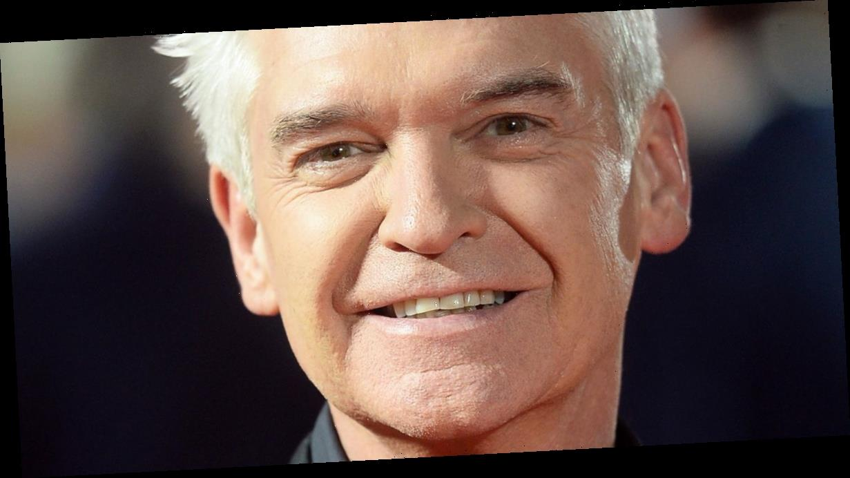 Phillip Schofield came out to his wife's parents while preparing Christmas dinner