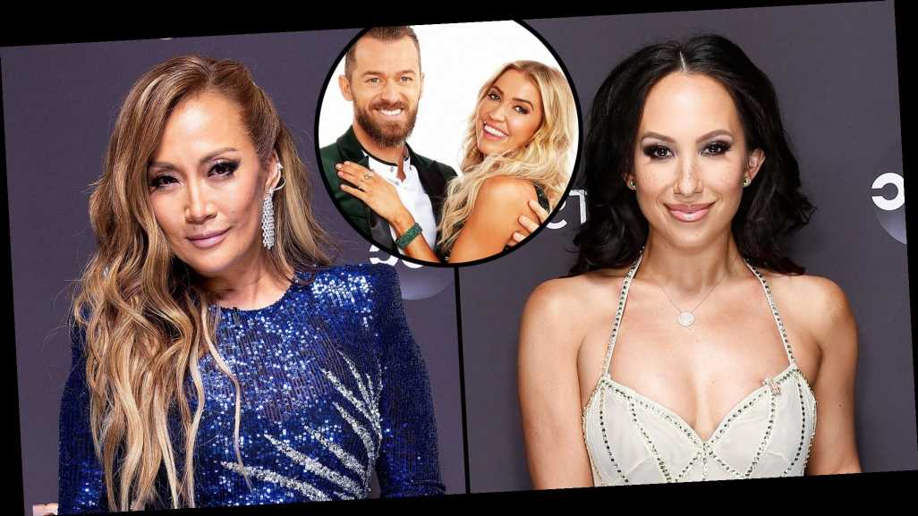 Cheryl Burke Defends Carrie Ann Inaba After Kaitlyn Bristowe, Artem Criticism