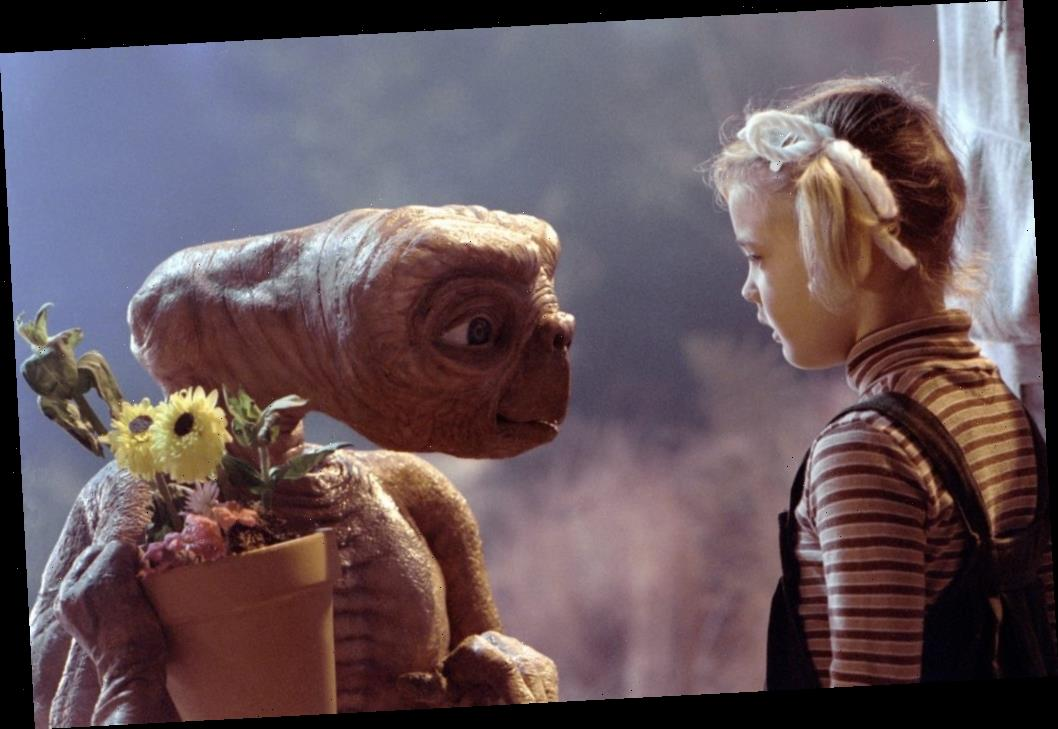 What is E.T.'s Favorite Candy?