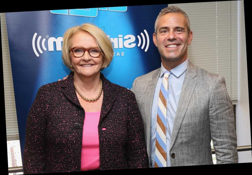 Andy Cohen slammed for forgiving Claire McCaskill