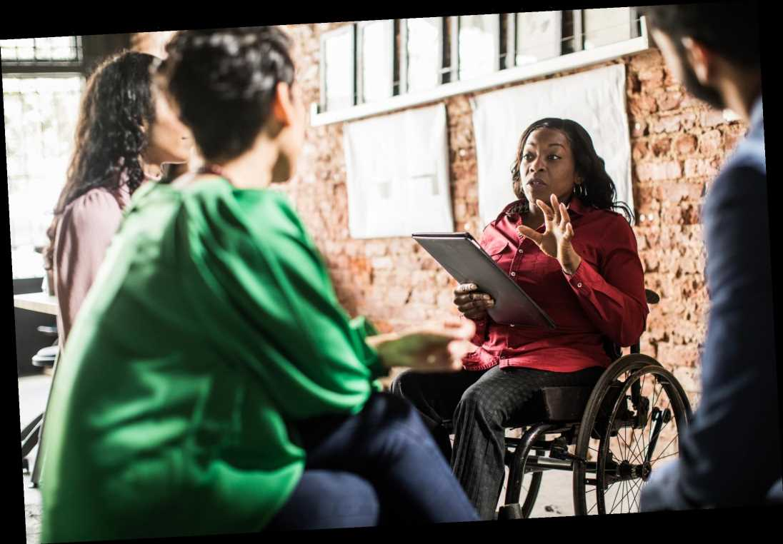 Make work a fair place by focusing on ability NOT disability