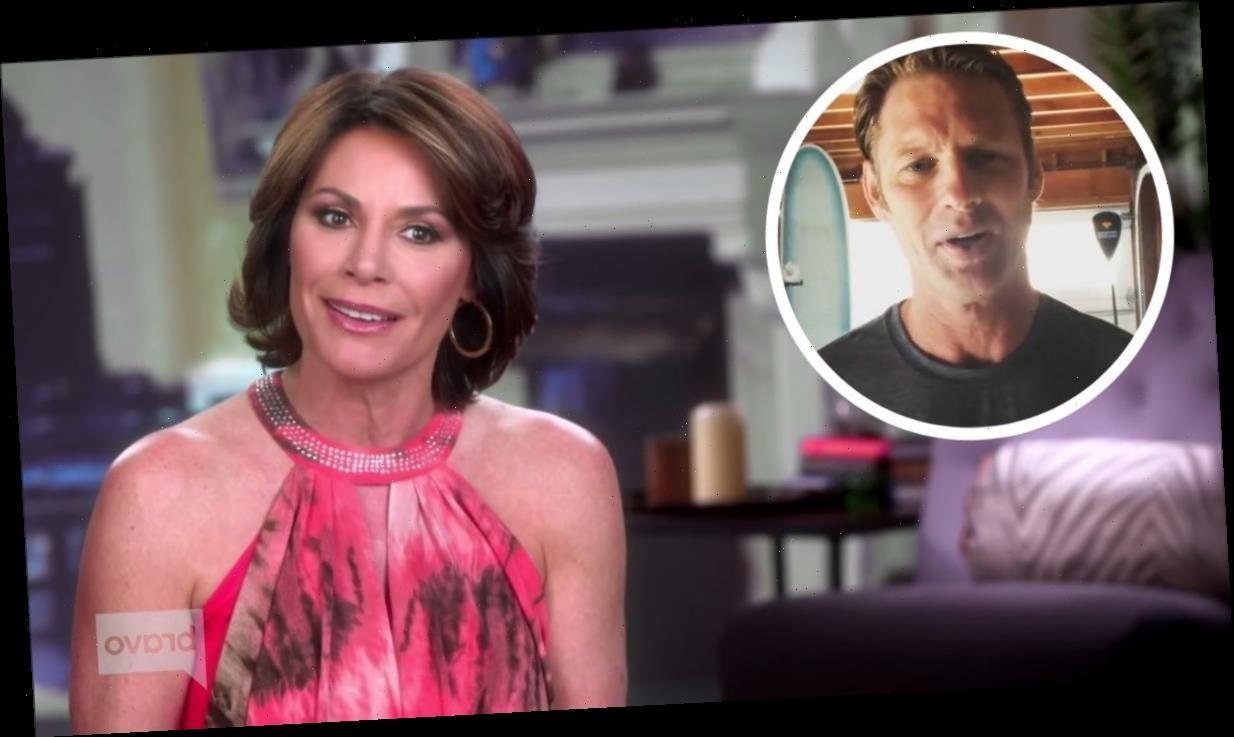 Luann de Lesseps has a new man — Here's what we know about South African trainer Garth Wakeford