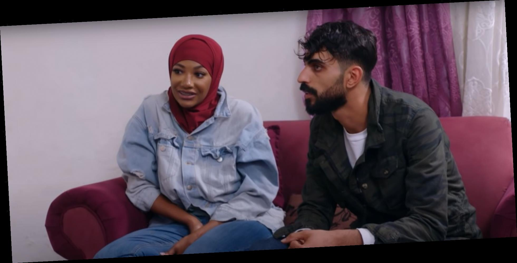 '90 Day Fiancé': Brittany Banks Tells Haters to 'Suck a D*ck' Among Ongoing Concerns Over Yazan