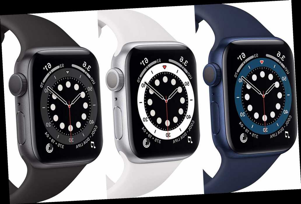 New Apple Watch Series 6 is discounted in must-shop Black Friday deal